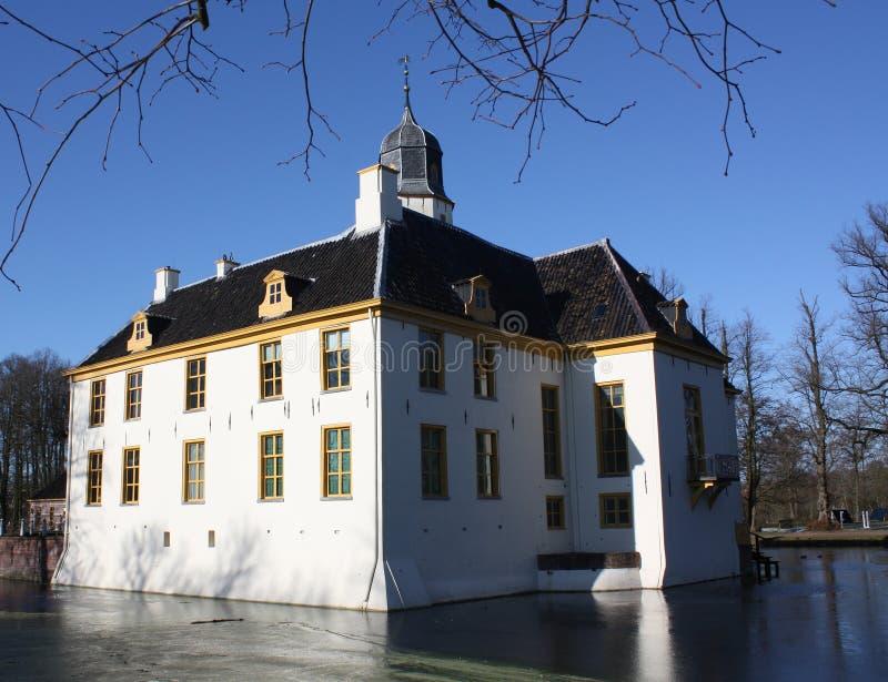 Propriedade Fraeylemaborg imagens de stock