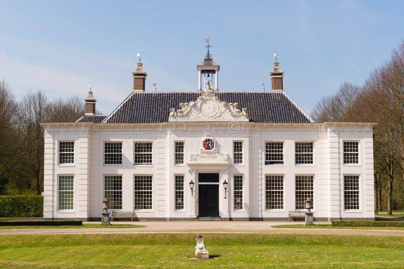 Proprietà Beeckestijn in Olanda fotografia stock