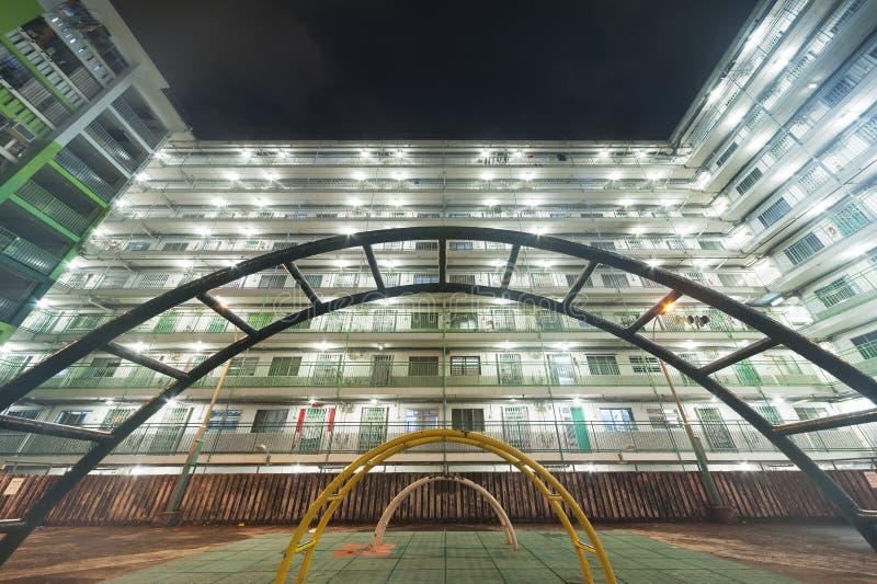 Proprietà pubblica a Hong Kong fotografia stock