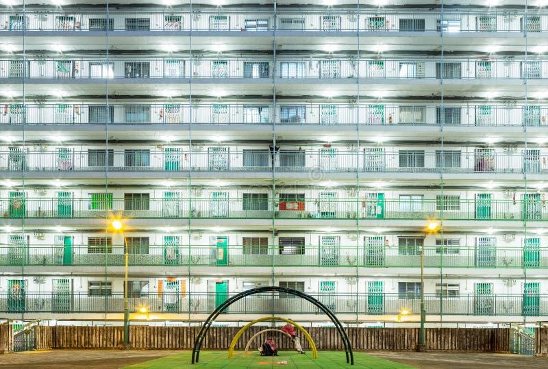 Proprietà pubblica in Hong Kong immagine stock libera da diritti