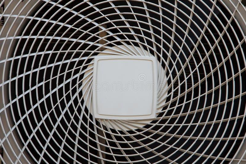Propulseur d'air. photo stock