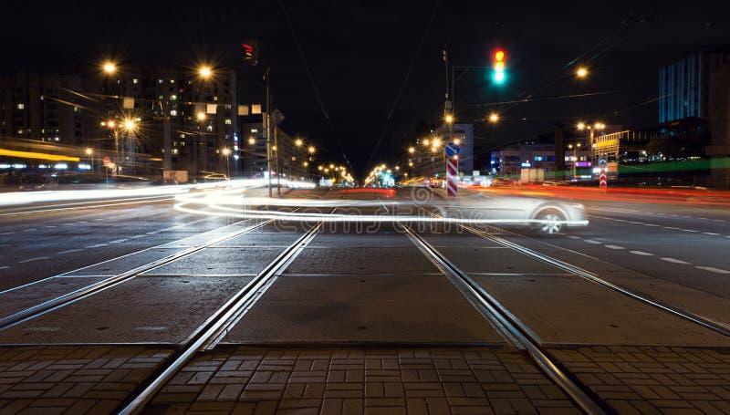 Prospecto de la noche imagenes de archivo