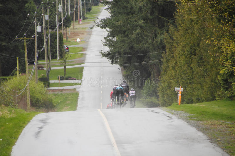 Prospera GranFondo 2016 Cycling Competition royalty free stock images