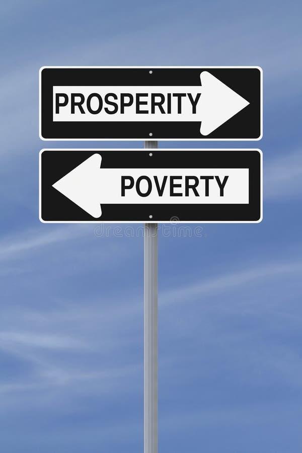 Free Prosperity Or Poverty Royalty Free Stock Photos - 33772688