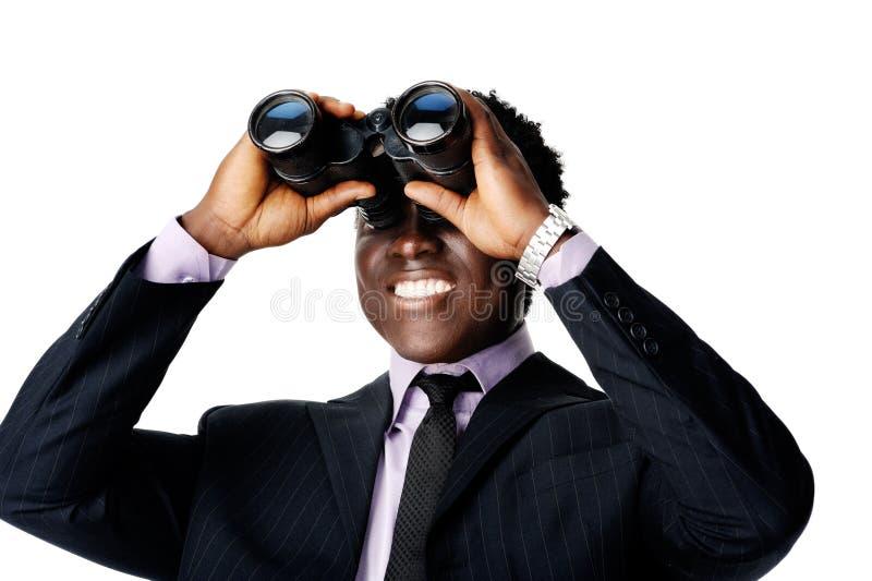 Prospettiva di affari immagini stock libere da diritti
