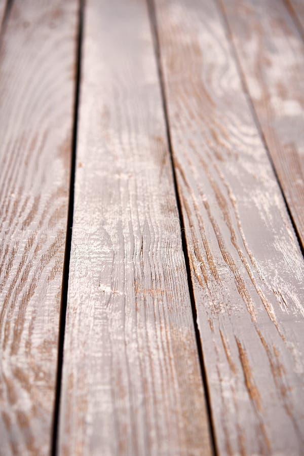 Prospettiva verticale di struttura approssimativa di legno delle plance immagine stock