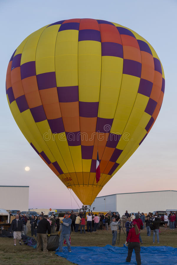 Prosser Air Balloon Rally in Prosser royalty free stock image