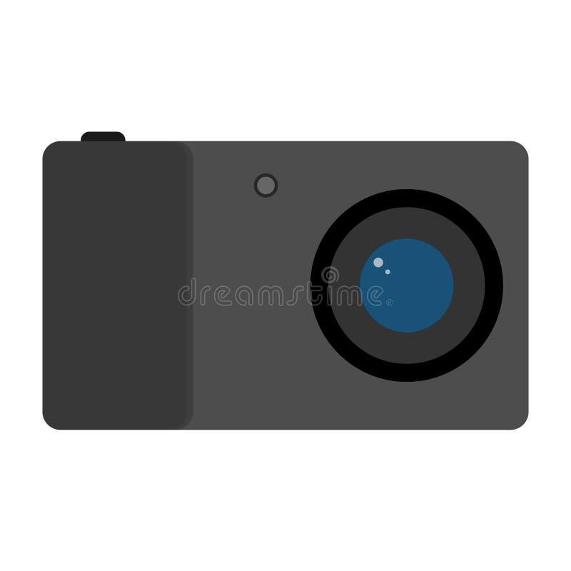 Prosta kamera ilustracji