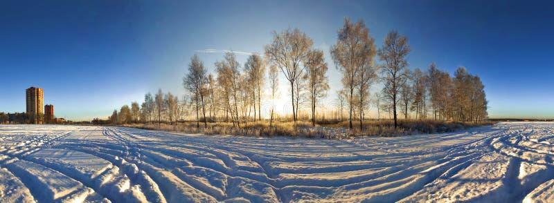 prosta zima zdjęcia stock