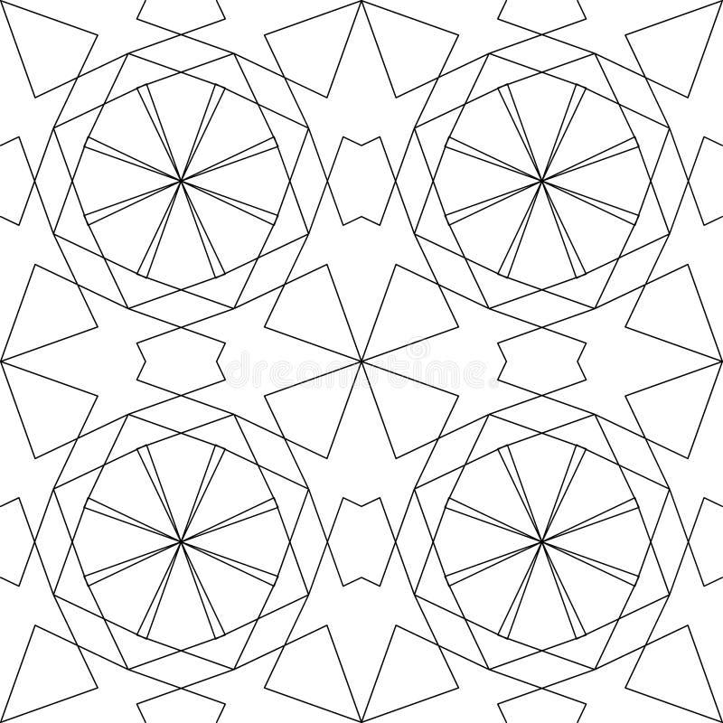 Proste przekątien linie bezszwowy wzoru Kose paraleli linie Proste przekątien linie bezszwowy wzoru Kosy równoległy li obrazy stock