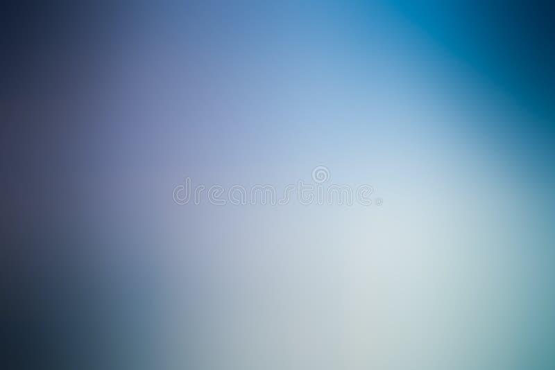 Prostego błękitnego rocznika gradientowy abstrakcjonistyczny tło zdjęcie stock