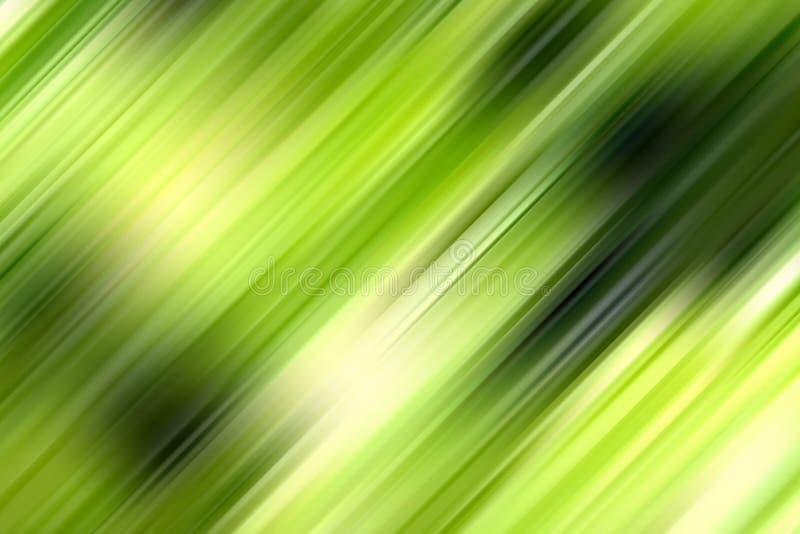 Prostego zielonej liny abstrakcjonistycznego wektorowego tła Wektorowy acrilic tło ilustracji