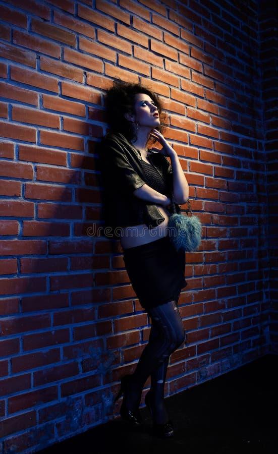 Prostitute foto de archivo