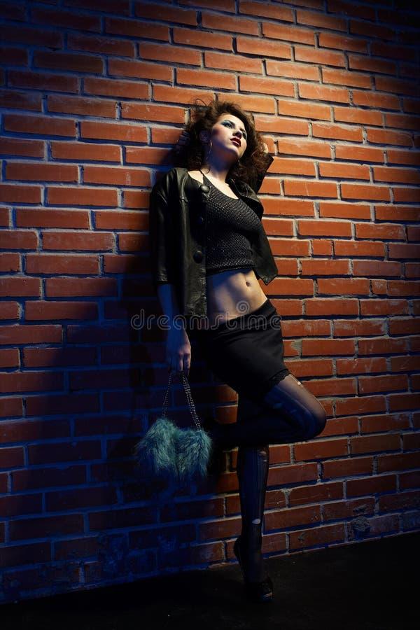 Prostitute foto de archivo libre de regalías
