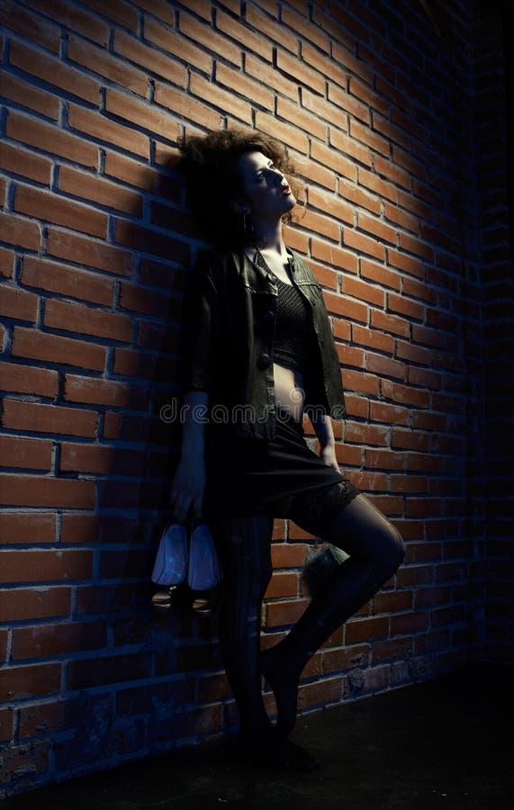 Prostitute imágenes de archivo libres de regalías