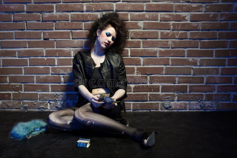 Prostitute fotografía de archivo
