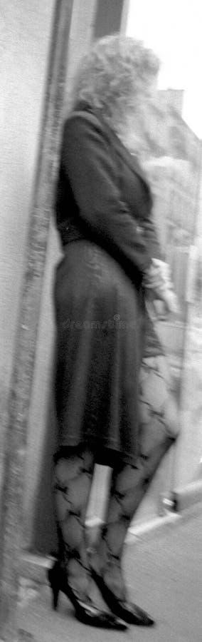 prostitute2 jpg images libres de droits