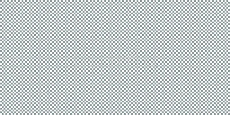 Prostokątny bezszwowy wzór symuluje przezroczystość, imitacji przejrzystej siatki wektorowy ilustracyjny abstrakcjonistyczny tło  ilustracji