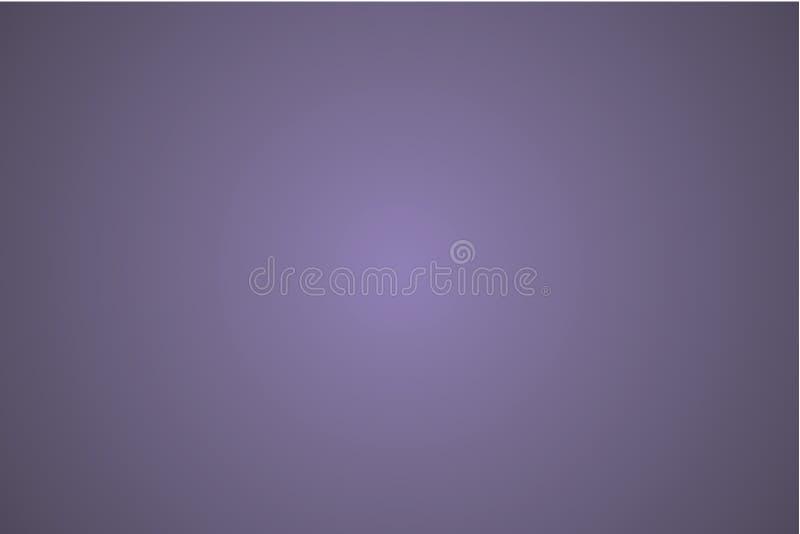 Prostokątny gradientowy tło Zmrok - błękitny kolor Wektorowy stubarwny zamazany tło ilustracja wektor