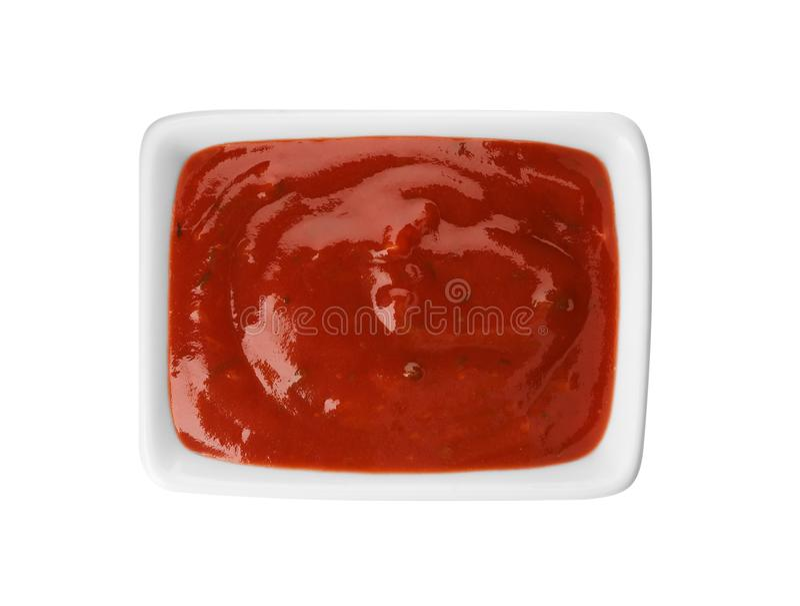 Prostokątny puchar z korzennym chili kumberlandem zdjęcia stock