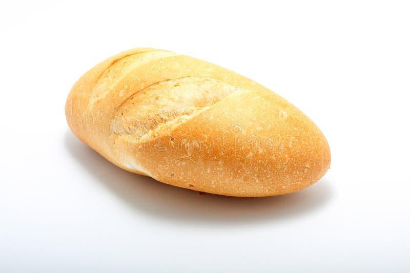Prosty biały chleb fotografia royalty free