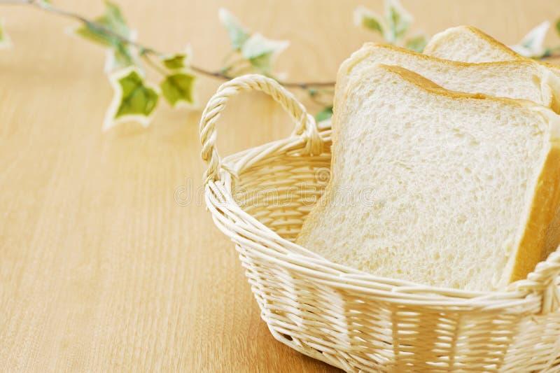 Prosty chleb obrazy stock