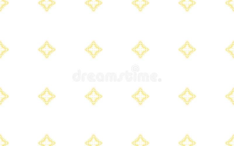 Prosty Deseniowy tło royalty ilustracja