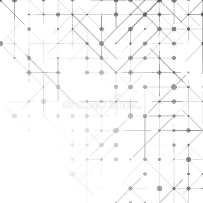 Prosty trójgraniasty wzór royalty ilustracja