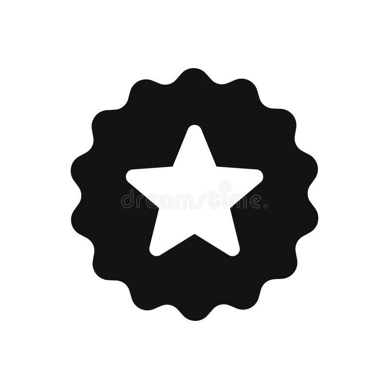 Protagonice el símbolo plano moderno y simple del vector del icono para el sitio web ilustración del vector