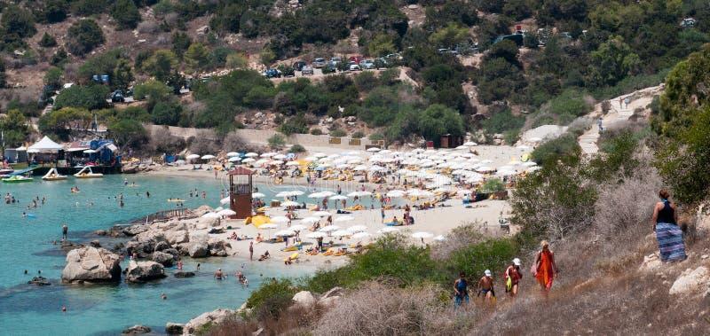 Protaras , Cyprus stock images