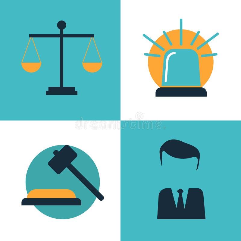 Proteção do negócio da conformidade e regulamento legais dos direitos reservados Copyr ilustração royalty free