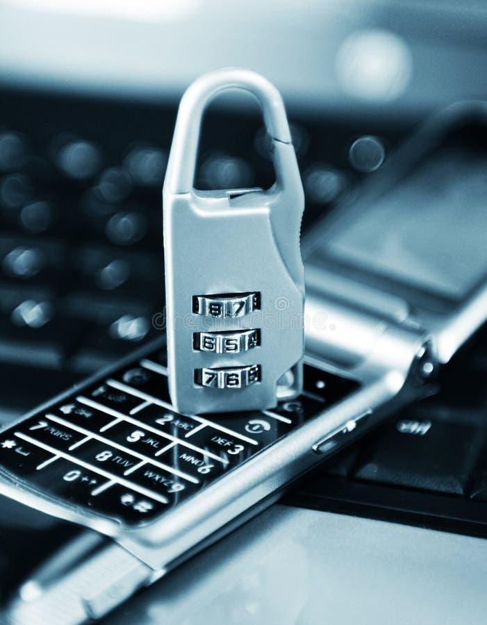 Protección de datos imagen de archivo libre de regalías