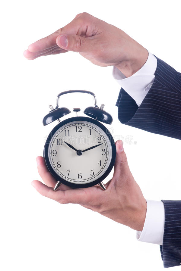 Download Protect alarm clock stock photo. Image of time, circle - 27459014