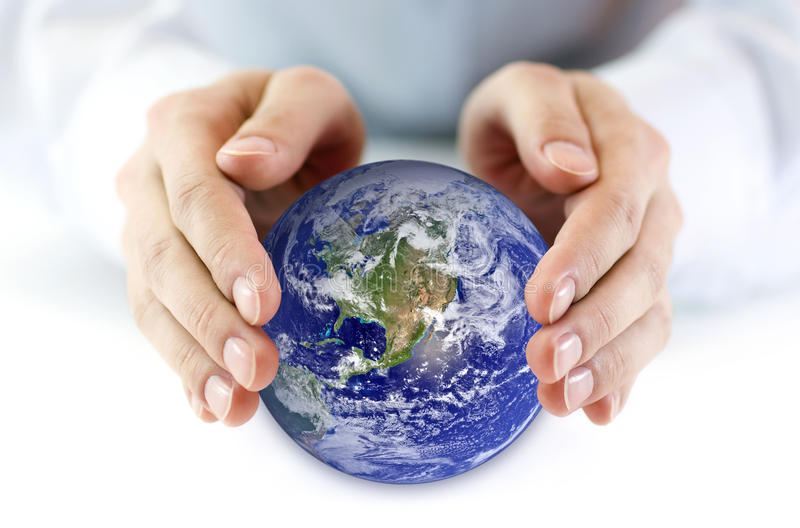 Download Protect the Earth stock photo. Image of covering, cover - 20519858