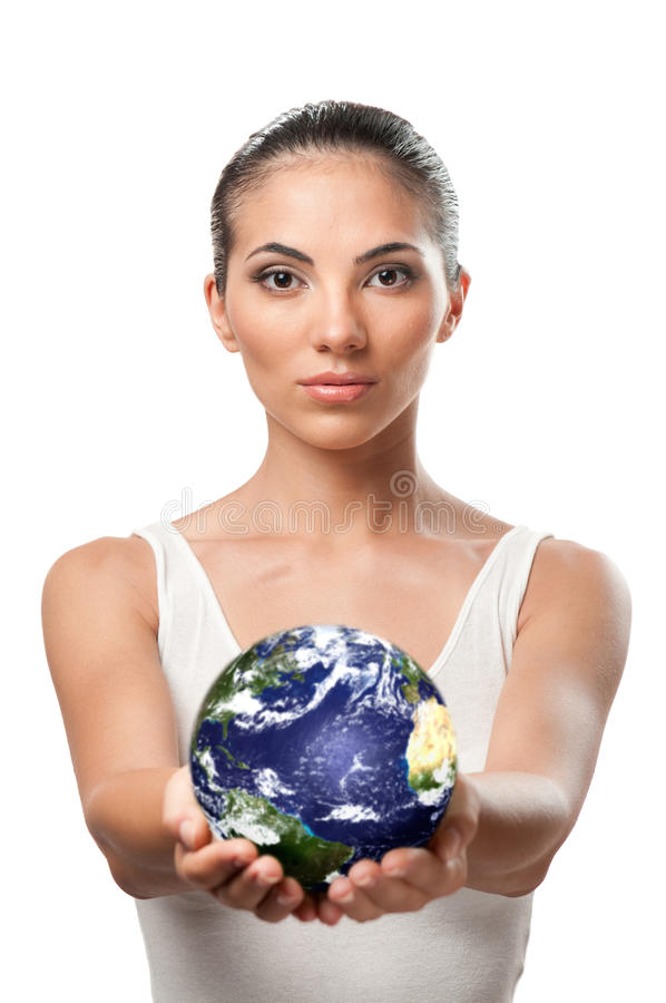 Protect The Earth And Environment Stock Images