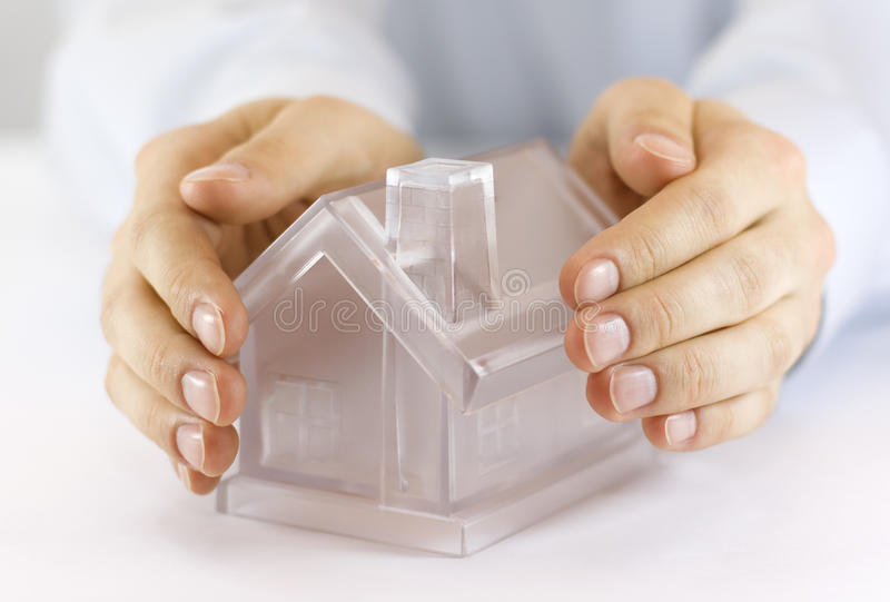Protect Your House Stock Photography