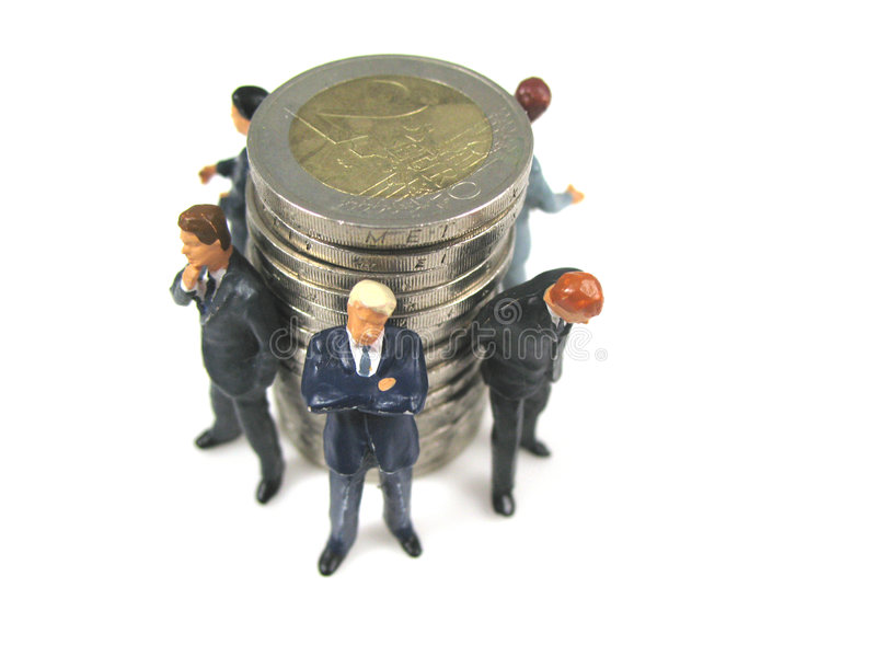 Download Protect your investment stock photo. Image of figurines - 5759672