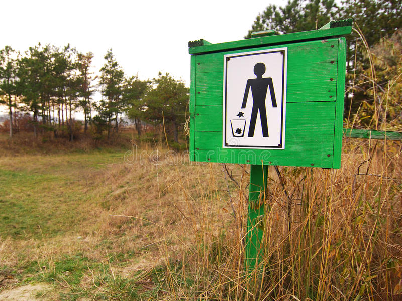 Download Protected Area Sign Stock Photos - Image: 12443613