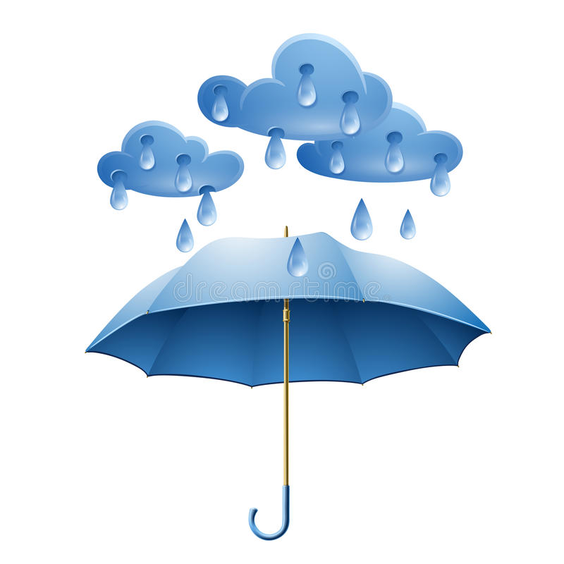 Free Protection Against Rain Royalty Free Stock Photo - 30207215
