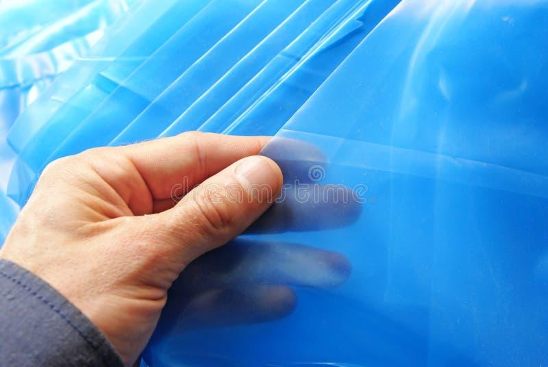 Protection anticorrosive d'aluminium photos libres de droits
