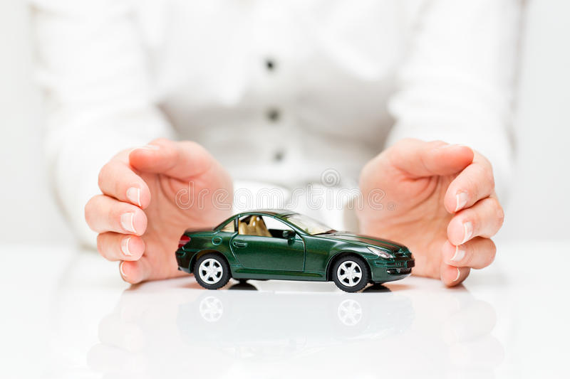 Download Protection of car stock image. Image of concepts, palm - 34754129
