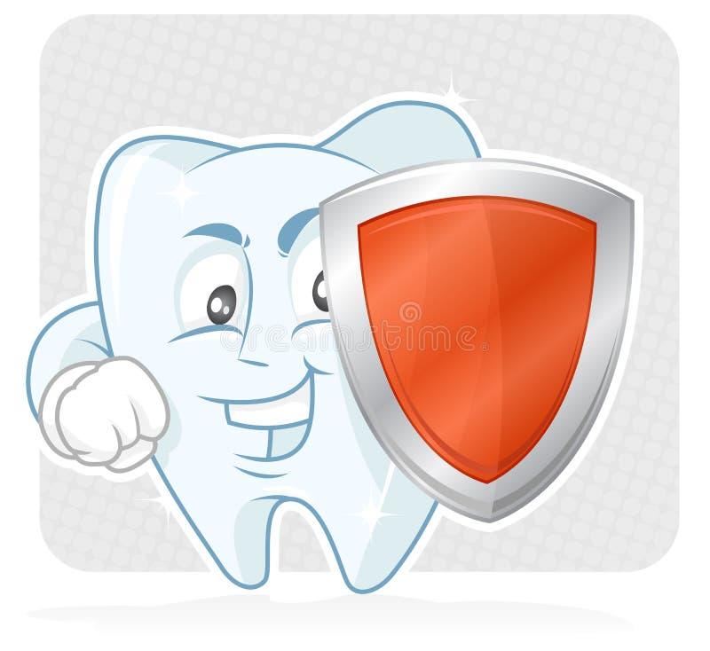 Protection de dents photos stock