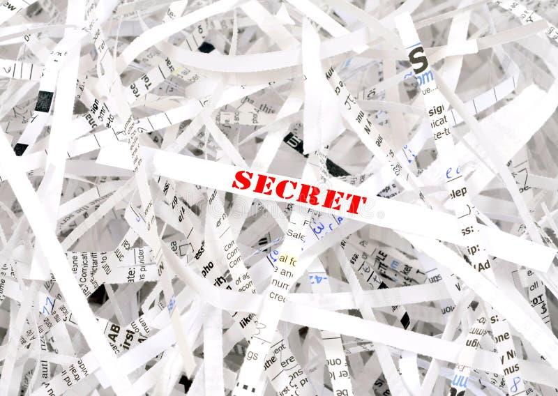Protection de l'information photo libre de droits
