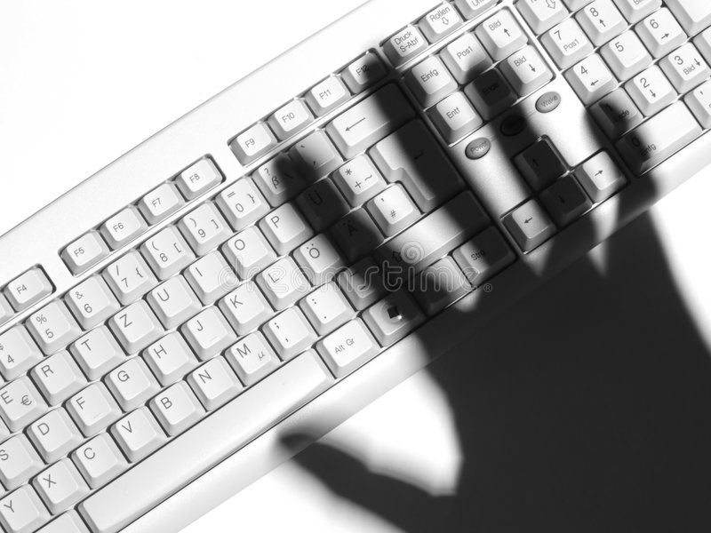 Protection des données image libre de droits