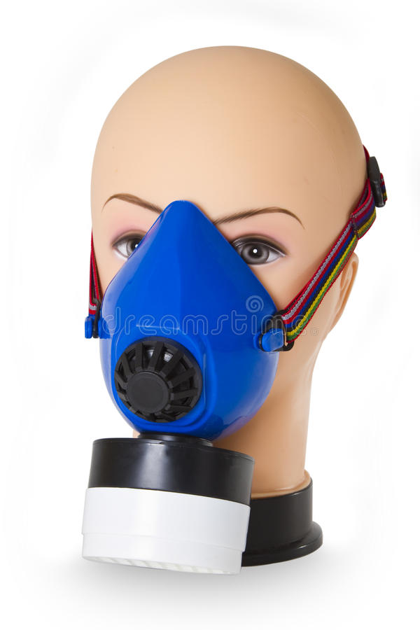 Protection Mask Stock Photography