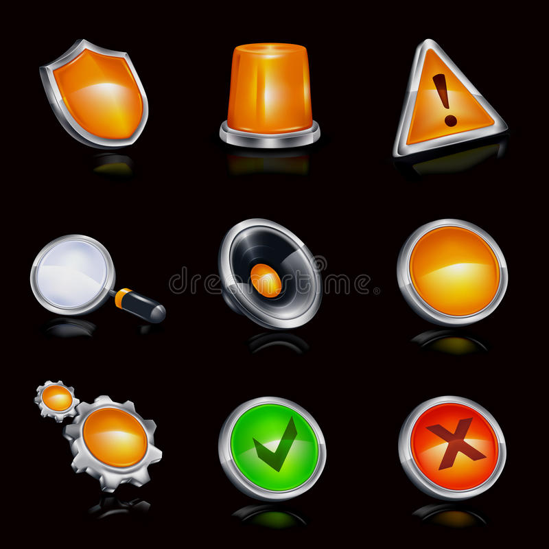 Download Protection system stock vector. Image of illustration - 17473438
