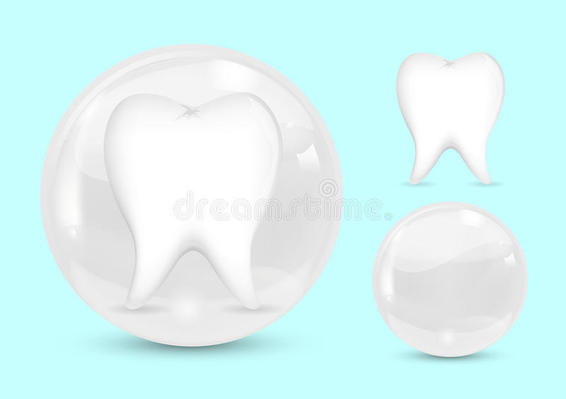 Protection Tooth Royalty Free Stock Image