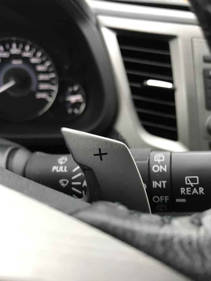 Protections de vitesse de Subaru photos stock