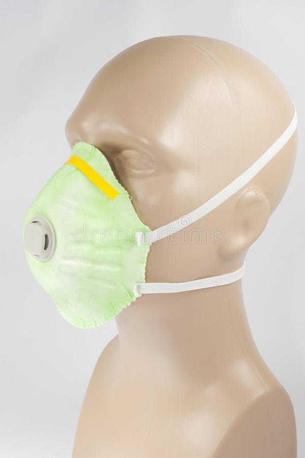 Download Protective Dust Mask stock photo. Image of system, industry - 35109710