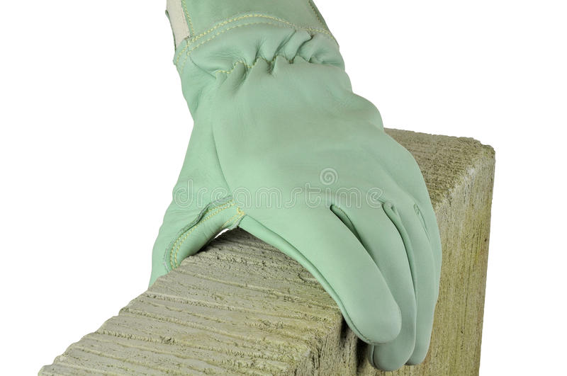 Download Protective Glove Royalty Free Stock Photography - Image: 15265917